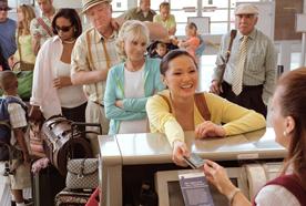 请出示您的登机牌-实用旅行英语