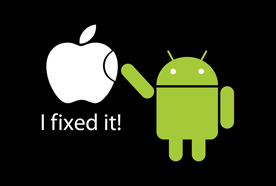 安卓比苹果好的十个方面   10 ways Android still beats the new iPhone 5