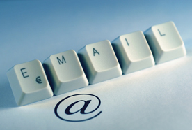 英文Email应该怎样写?