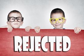 不要让拒绝的担忧浇灭你   Don't Let the Fear of Rejection Keep You Quiet