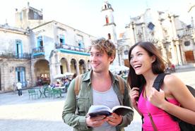 旅游时你敢用英语问路在何方吗?