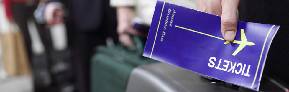 旅游时订机票的英语你会吗?