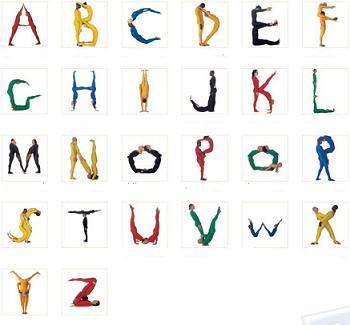 英文字母表是什么?