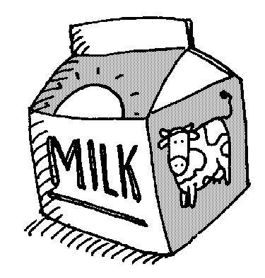 牛奶的英文翻译是什么呢?