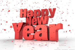 关于新年的英语作文